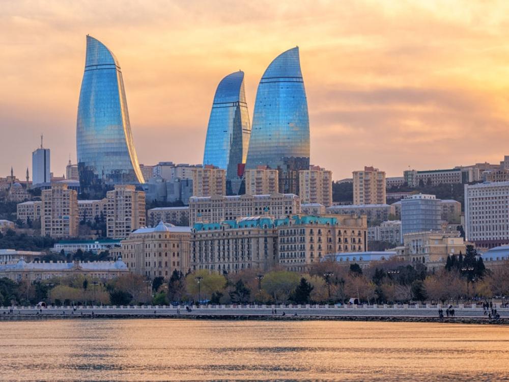 Baku, Azerbaijan, Land of Fire!