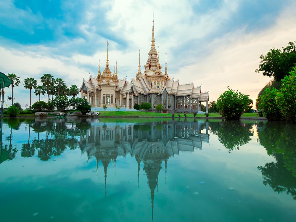 Thailand, Land of Smiles